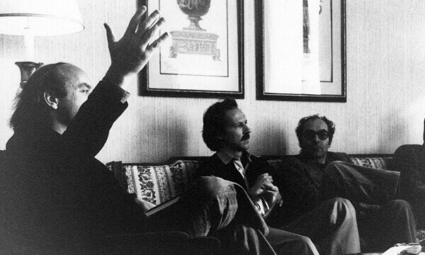 Herzog and Godard