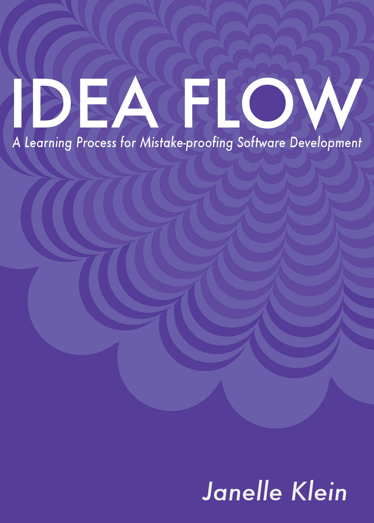 book cover for Idea Flow