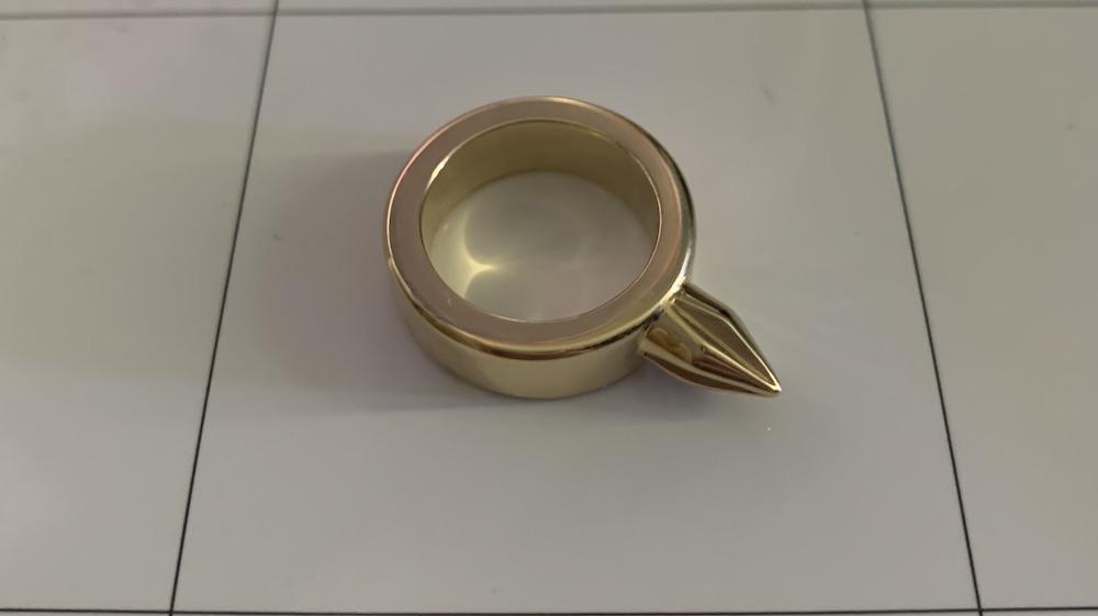 Phillips head ring